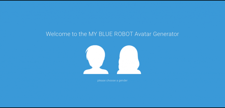 Create Your Own Avatar! - My Blue Robot Creative Agency